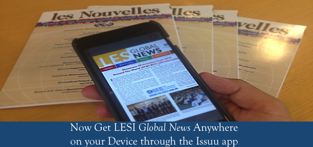 LES Global News Issuu App