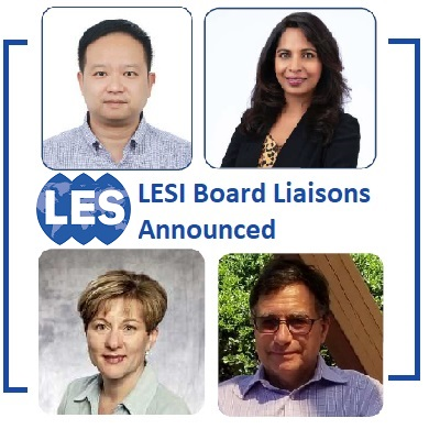 LESI Board Liaisons Announced 400x400