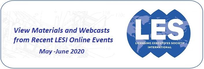 Recent Online Events - 940x320